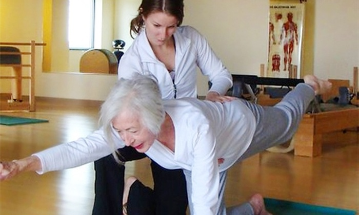 Madison Pilates - Fitchburg: $29 for a Three-Class Pass at Madison Pilates in Fitchburg ($102 Value)