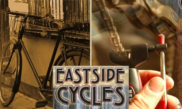 Eastside Cycles - Historic Edgefield: $15 for a Bicycle Tune-Up at Eastside Cycles ($40 Value)