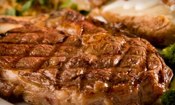 Savannah's - Trenton: $20 for $40 Worth of Steak, Seafood, Pasta, and More at Savannah's in Trenton