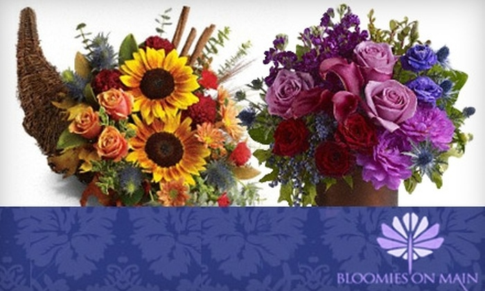 Bloomies On Main - Pleasanton: $25 for $50 Worth of Flowers, Gifts, and More at Bloomies on Main in Pleasanton