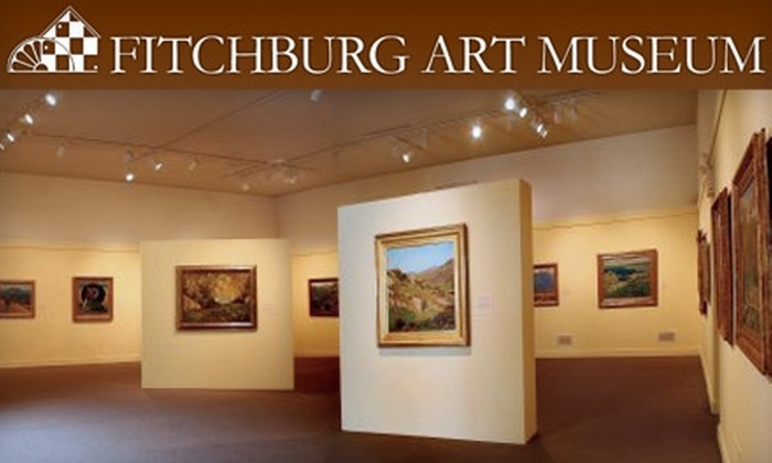 Fitchburg Art Museum - Fitchburg: $25 for an Annual Family Membership to the Fitchburg Art Museum ($50 Value)