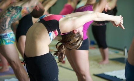Five Hot-Yoga Classes - Bikram Yoga Edmonton in Edmonton