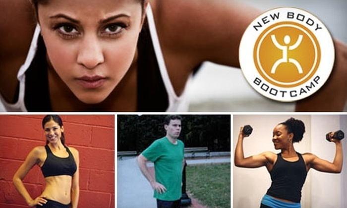 New Body Bootcamp & Wellness - Gowanus: $39 for One Month of Unlimited Classes at New Body Bootcamp & Wellness ($249 Value)