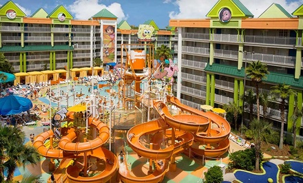 2-Night Stay for Six, Valid SundayThursday - Nickelodeon Suites Resort in Orlando