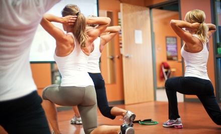Five Boot-Camp Classes (a $95 value) - Look Good Naked in