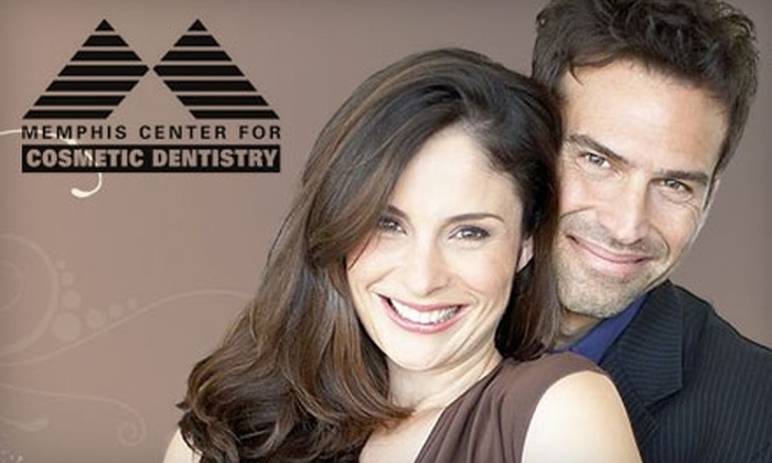 Memphis Center for Cosmetic Dentistry - Memphis: $50 for $300 Worth of General or Cosmetic Dental Treatments at Memphis Center for Cosmetic Dentistry