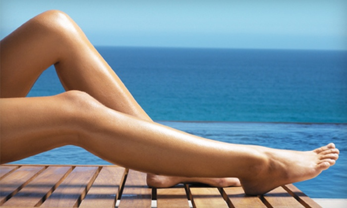 Third Coast Spray Tanning - Corpus Christi: $19 for One Mobile Airbrush Tanning Session from Third Coast Spray Tanning ($40 Value)