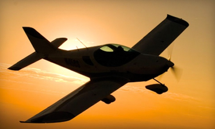 Orlando Gateway Sport Pilot Aviation Center - Multiple Locations: $97 for an Aviation Exploration Experience Flight Lesson from Orlando Gateway Sport Pilot Aviation Center ($199 Value)