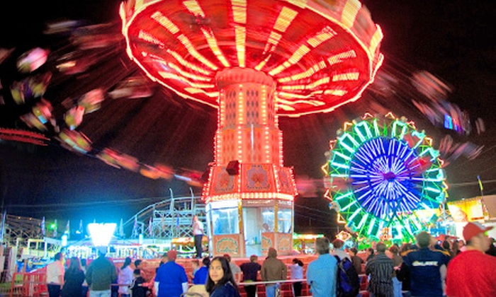 Puyallup Fair - Puyallup: $11 for a Puyallup Fair Day for Two (Up to $22 Value)