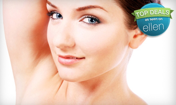 Mena's Aesthetics - Midtown: Three Laser Hair-Reduction Treatments at Mena's Aesthetics (Up to 70% Off). Five Options Available.
