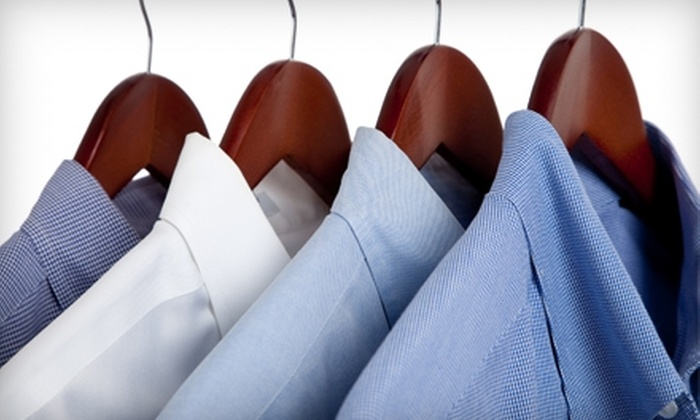 Evergreen Dry Cleaners - Brecksville: $10 for $20 Worth of Dry Cleaning at Evergreen Dry Cleaners in Brecksville