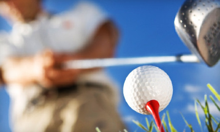 John Conrad Golf Course - Southeast Oklahoma City: $36 for Golf Outing for Two at John Conrad Golf Course in Midwest City (Up to $71.56 Value)