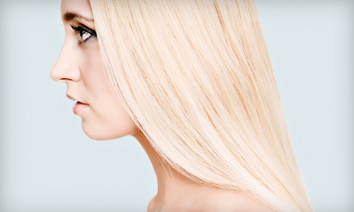 K'Bae Salon - Pittsford: $99 for a Keratin Treatment at K'Bae Salon in Pittsford ($250 Value)