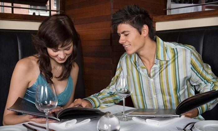 Shakago Martini & Piano Bar - Metro Center: $15 for $30 Worth of Fine Dining at Shakago Martini & Piano Bar