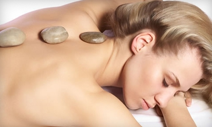 Blue Monarch Massage - San Antonio: $45 for a 60-Minute Hot-Stone Massage and a $25 Gift Certificate at Blue Monarch Massage ($110 Total Value)