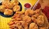Krispy Krunchy Chicken - Schaumburg: $10 for $20 Worth of Fried Chicken and More at Krispy Krunchy Chicken in Schaumburg
