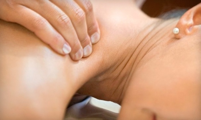 Target Health - Montgomery: $22 for a 30-Minute Deep-Tissue Massage at Target Health