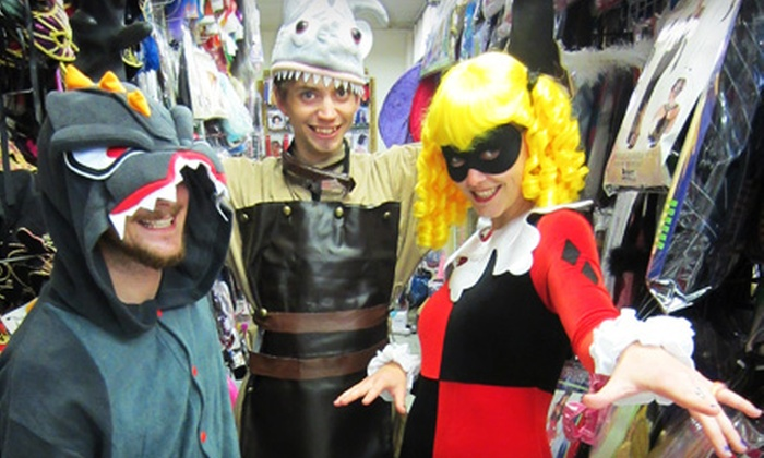 Queen of Hearts Costumes - Waterloo: Costume Accessories and Makeup or Costume Rentals at Queen of Hearts Costumes