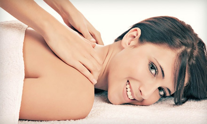 Pure Wellness Center - Valencia: Massage or Chiropractic Package at Pure Wellness Center in Valencia (Up to 90% Off)