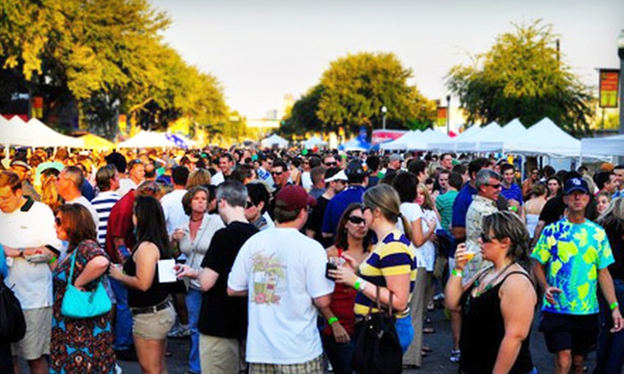 2nd Annual St. Pete Oktoberfest - St. Petersburg: One General Admission or One Early-Entry Admission to the 2nd Annual St. Pete OktoberFest