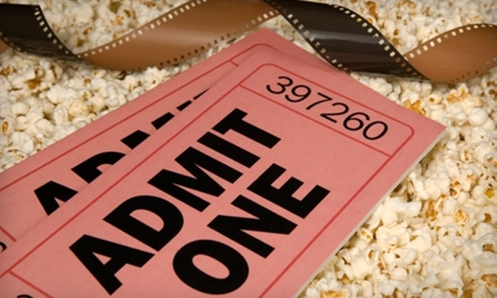 R/C Hollywood Cinema 4  - Arbutus: $12 for Two General-Admission Movie Tickets and Two Medium Popcorns at R/C Hollywood Cinema 4 (Up to $27 Value)