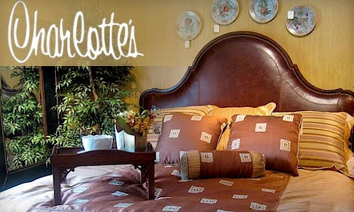 Charlotte's Furniture - Mesa Hills: $50 for $200 Worth of Home Accessories and Furniture