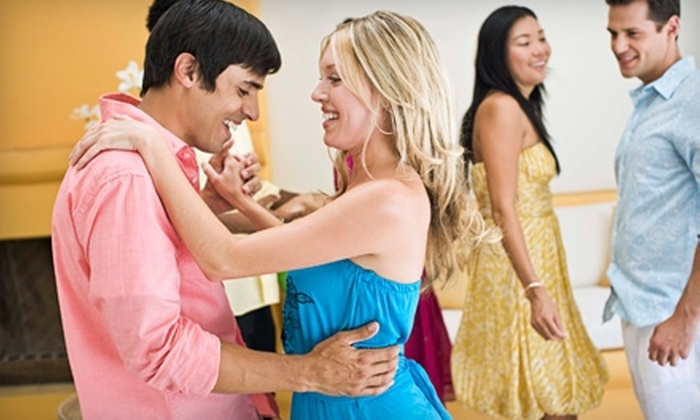 The Dance Shack - Jacksonville: $25 for 10 Group Dance Classes at The Dance Shack (Up to $129 Value)