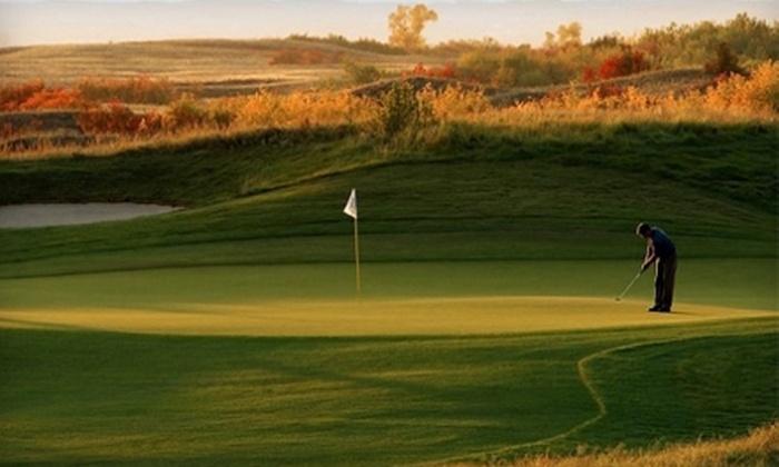 Dakota Dunes Golf Links - Whitecap: $20 for Four Large Buckets of Driving-Range Balls at Dakota Dunes Golf Links in Whitecap ($56 Value)