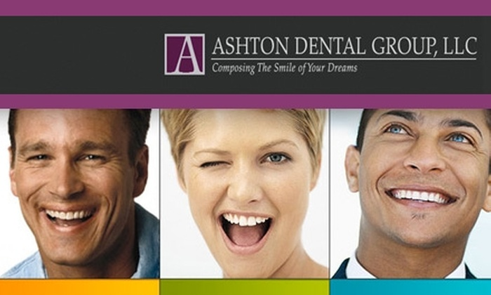 Ashton Dental Group, LLC - Multiple Locations: $59 for Cleaning, X-Rays, and Exam at Ashton Dental Group