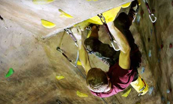 Rise Up Climbing - Diamond Hill: $25 for a Basic Skills Climbing Class for Two at Rise Up Climbing Lynchburg ($50 Value)