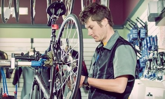 Moe's Bikes & More - Auburn: Bike Tune-Up or $10 for $20 Worth of Bicycle Accessories at Moe's Bikes & More in Auburn (Up to 56% Off)