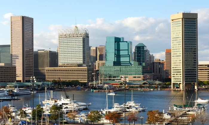 Admiral Fell Inn - Fells Point: Two-Night Stay for Two with Dining Credit at Admiral Fell Inn in Baltimore