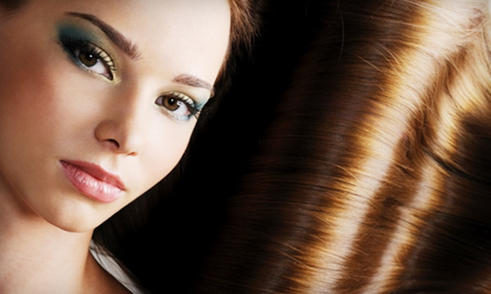 Village Hair Company - Minneapolis: $50 for $100 Worth of Hair, Nail, and Skincare Services at Village Hair Company