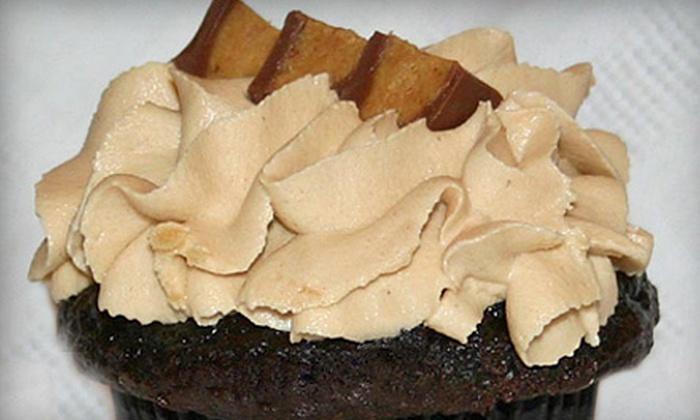Sugar Mountain Bake Shoppe - Multiple Locations: $12 for One-Dozen Mini Cupcakes at Sugar Mountain Bake Shoppe ($24 Value)
