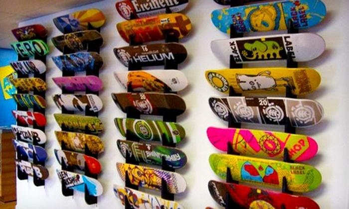 Milton Skateboards - Pensacola / Emerald Coast: Half Off Skateboards and Gear