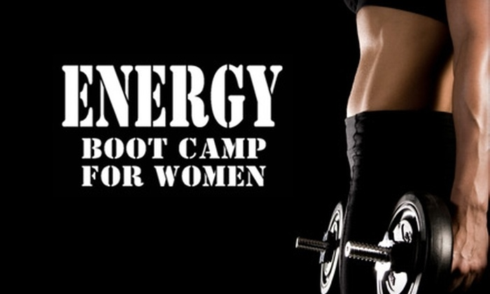 Energy Boot Camp For Women - Highland: $25 for Three Weeks of Women's Fitness Sessions at Energy Boot Camp for Women ($138 value)