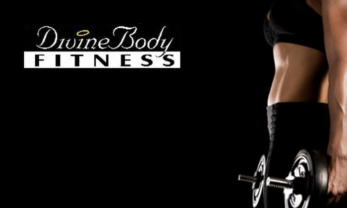 Divine Body Fitness - Lutherville - Timonium: $35 for Five Fitness Classes at Divine Body Fitness in Timonium ($75 Value)