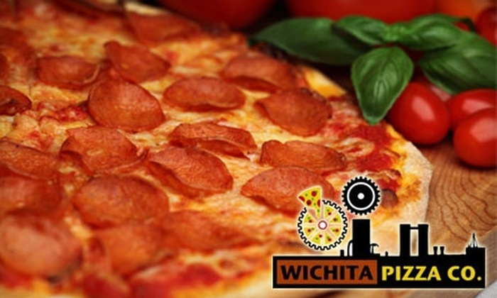 Wichita Pizza Co. - Park Meadows: $7 for $15 Worth of Pizza and Drinks at Wichita Pizza Co.