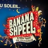 """The Chicago Theatre - Loop: $49 for a Ticket to """"Banana Shpeel"""" from Cirque du Soleil at The Chicago Theatre ($82 Value). Buy Here for Tuesday, 12/22, at 8 p.m. Other Dates and Times Below."""