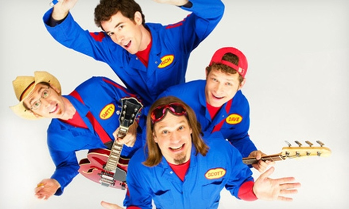 Disney's Imagination Movers - Wallingford: $20 to See Disney's Imagination Movers at Toyota Presents Oakdale Theatre (Up to $47 Value). Two Options Available.