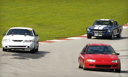 1-Day Pass for High-Speed Touring on Friday, November 18 (a $330 value) - Hallett Motor Racing Circuit in Jennings
