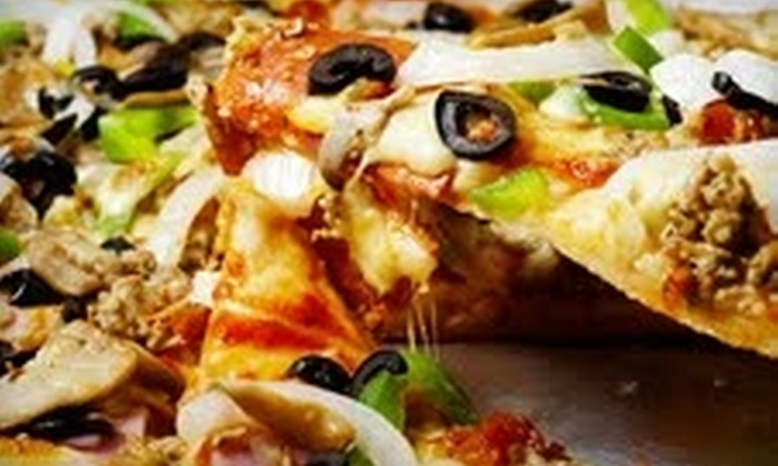 Christy's Family Pizzeria - Vandalia: $10 for $20 Worth of Pizza, Sandwiches, and More at Christy's Family Pizzeria
