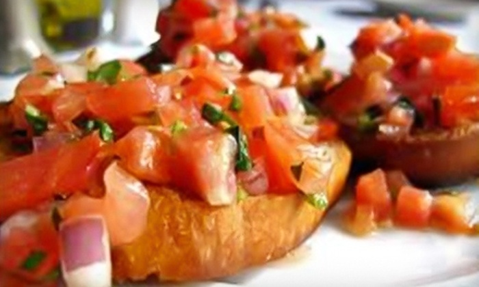 Giuseppe Trattoria - Norwalk: $25 for $50 Worth of Authentic Italian Dinner Fare and Drinks at Giuseppe Trattoria