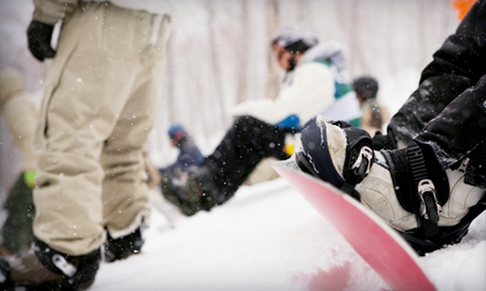 Olympus Board Shop - Torrance: Snowboard Tune-Up or One- or Two-Day Snowboard Rental at Olympus Board Shop in Torrance (Up to 52% Off)