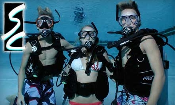 The Scuba Club - Palm Beach: $60 for a Discover Scuba Diving Class at The Scuba Club ($125 Value)