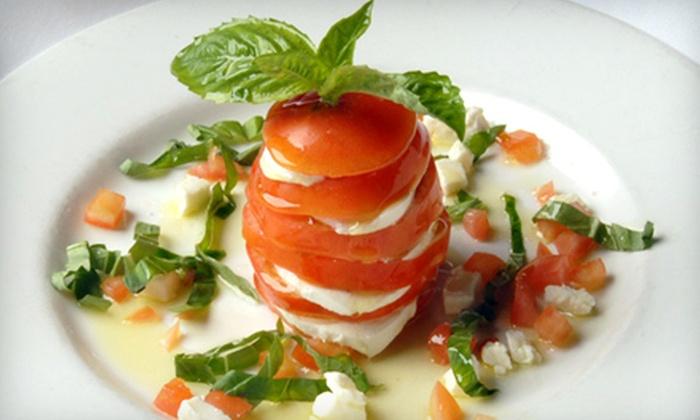 Sapori Trattoria - Multiple Locations: Prix-Fixe Dinner for Two Sunday–Thursday or Friday–Saturday) at Sapori Trattoria