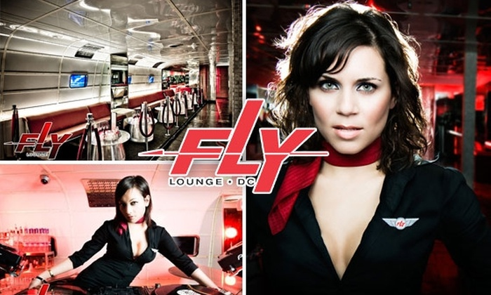 Fly Lounge - Dupont Circle: $20 for $50 Worth of Cocktails at Fly Lounge