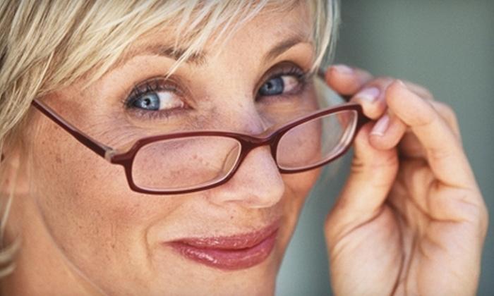 Pearle Vision - Madison Park: $50 for $225 Toward Eyeglasses at Pearle Vision Center