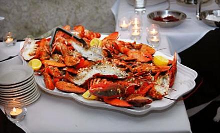 $50 Groupon to Amici's Italian Restaurant - Amici's Italian Restaurant in Bayonne
