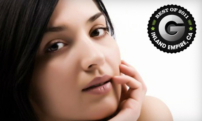 Facelogic Spa - Chino Hills: $49 for a Microdermabrasion, Signature Facial, and Upper-Body Massage at Facelogic Spa in Chino Hills (Up to $218 Value)